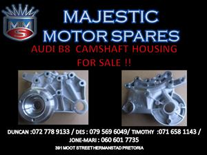 Audi camshaft housing for sale !!