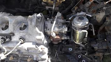 2008 Toyota Rav4 D-4D 4WD Salvage