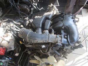 TOYOTA FJ CRUISER 1GR 4.0 V6 ENGINE R59000
