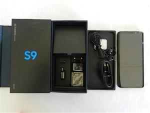 Samsung Galaxy S9 64GB UNUSED Spotless