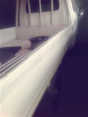 Bakkie Driver needed urgently for Hyundai H100/ 2008