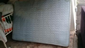 Mattresses used from R200