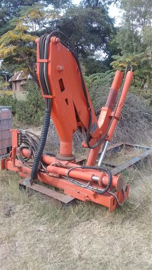 Pesci Crane for sale or Hire
