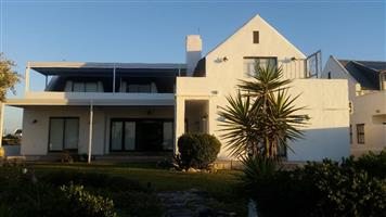 Beautiful 5 Bedroom Beachfront House for Sale in Dwarskersbos