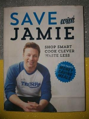 Save With Jamie - Jamie Oliver.