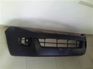 ISUZU FLEETSIDE 2012/14 2WD BRAND NEW FRONT BUMPER FORSALE PRICE:R995