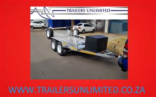 TRAILERS UNLIMITED FLATBED 3000 X 2000 MULTI TRAILERS.