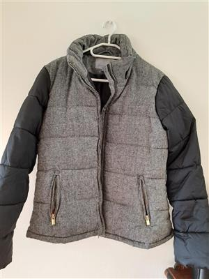 Thick and warm jacket
