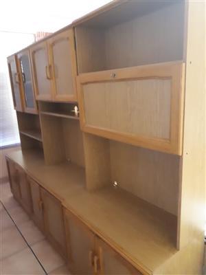 3 piece tv wall unit