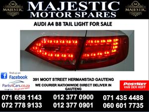 Audi A4 b8 taillights for sale