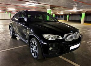 2014 BMW X6 xDrive40d M Sport