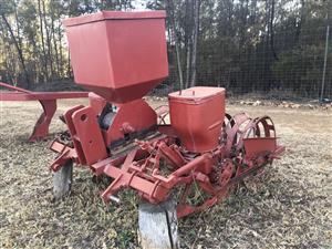Two Row Planter