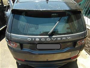 Land Rover Discovery Sport Tailgate for sale | AUTO EZI
