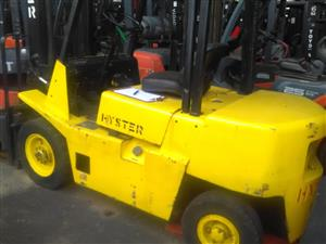 Hyster 2.5 ton forklift for sale
