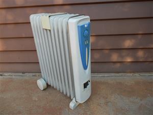 Oil heater 11 fin