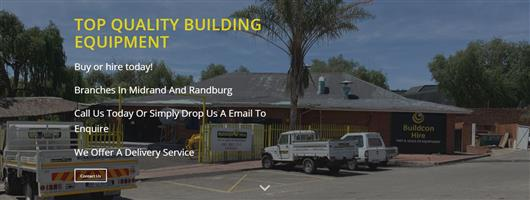 BUILDCON HIRE