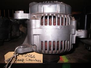 JEEP CHEROKEE 2.4 2005 ALTERNATOR FOR SALE.