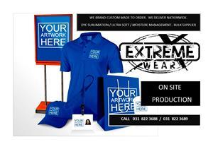 Bulk Wear CMT Supplier - ANY Triathlons/ Marathons/ School Sportswear/ Team Building Events/ Promotional Campaigns