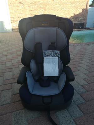 Brand new Booster/car seats