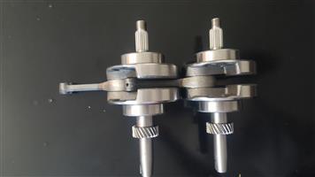 CG 200  engine crankshafts