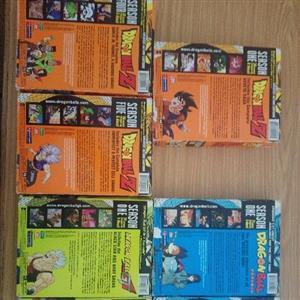 Dragonball Series Box Set