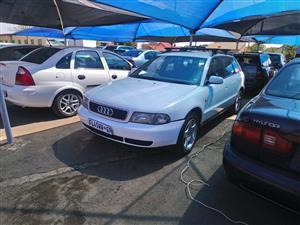 2000 Audi A4 1.8T Multitronic