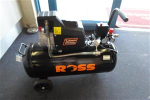 Ross 1.5HP 50l Compressor