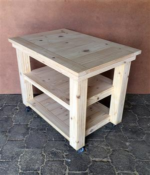Butchers Block Chunky Cottage series 1100 mobile Raw