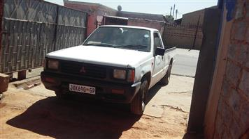 1 Ton Bakkie for Hire