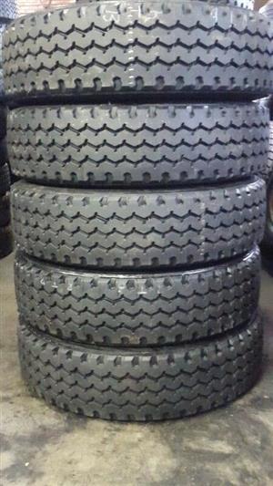 315 retreaded tyres