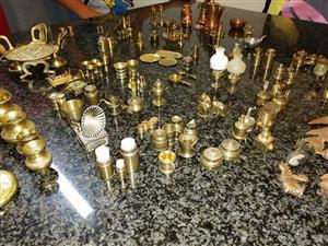 Miniature Brass Ornaments