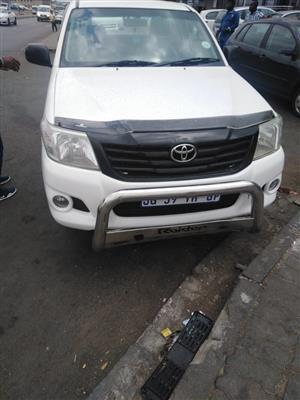 2011 Toyota Hilux 2.0