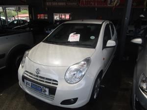 2013 Suzuki Alto 1.0 GLX