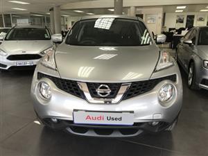 2016 Nissan Juke 1.5dCi Acenta+