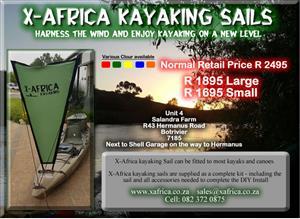 X-Africa Kayak Sail