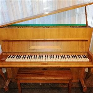 May piano made in Berlin
