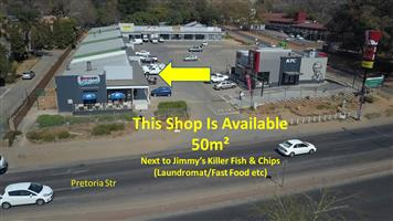 Small Retail Space Next to KFC in Silverton
