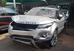 Range Rover Evoque Stripping for parts | Auto EZI