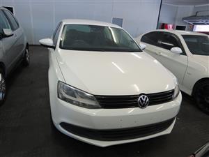 2013 VW Jetta 1.2TSI Trendline