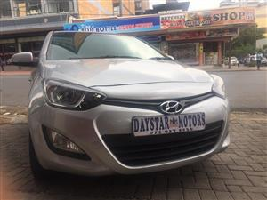 2013 Hyundai i20 1.4 GL auto