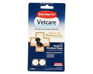 Dewormer 3-In-1 Dog Bob Martin - Large Dog 15G