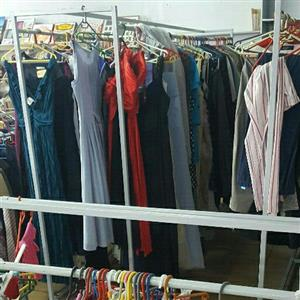 Clothing and equipment for sale