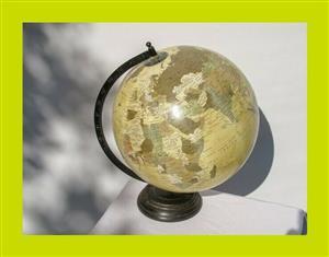 2008 Indian Government World Globe - SKU 547