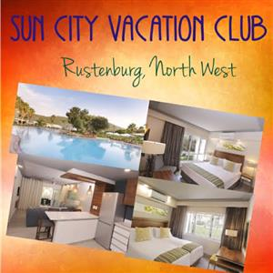 Sun City vacation Club phase 2 Lux 22-25 Marcb 6 Slp 25-29 March 6 Slp
