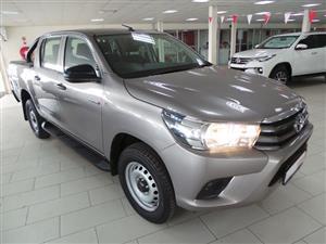 2016 Toyota Hilux 2.4GD 6 SRX