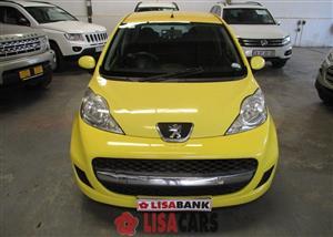 2011 Peugeot 107 1.0 Trendy