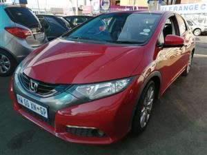 2012 Honda Civic hatch 1.8 Executive