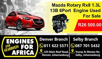 13b rotary engine in All Ads in South Africa | Junk Mail
