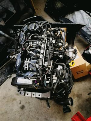 VW POLO 1.6 TDi Basic Engine