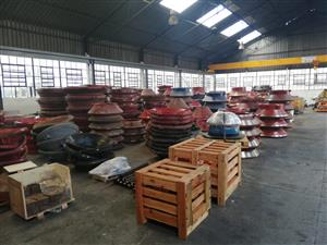 Crusher Wear Parts and Spares